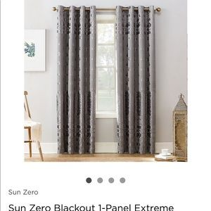Other - Blackout Curtains - theater grade ! 4 panels!